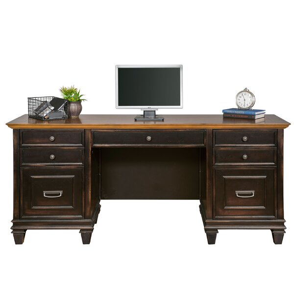 Django Credenza Desk by 17 Stories