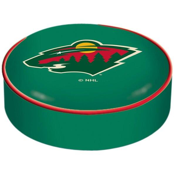 NHL Bar Stool Seat Slipcover by Holland Bar Stool