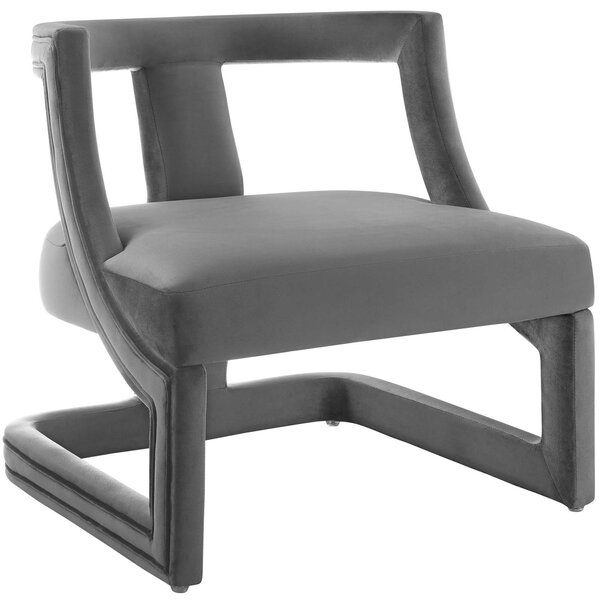 Kahn Lounge Chair by Mercer41 Mercer41