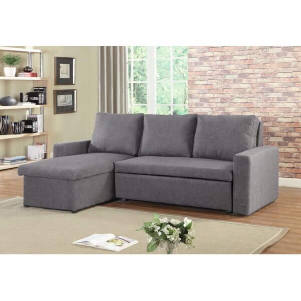 Traverse Reversible Sectional By Ebern Designs