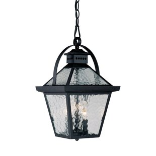 Read Reviews Britton 3-Light Outdoor Hanging Lantern By Darby Home Co