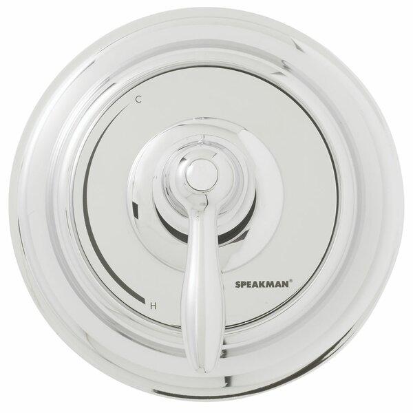 SentinelPro Thermostatic Pressure Balance Shower Valve and Trim by Speakman