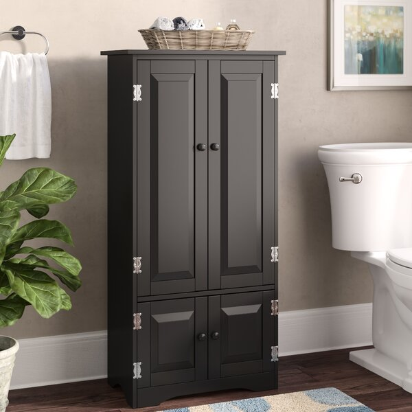 Clearance Boutte 4 Door Accent Cabinet by Winston Porter