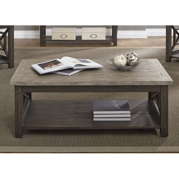 Appletree Coffee Table by Darby Home Co