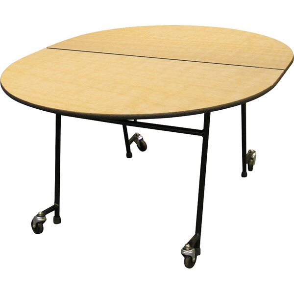 Elongated Cafeteria Table by Palmer Hamilton