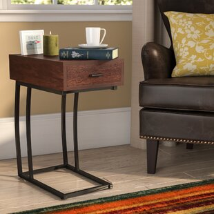 Inexpensive Arledge Side Table By Red Barrel Studio