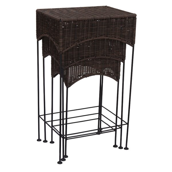 3 Piece Nesting Tables by Household Essentials
