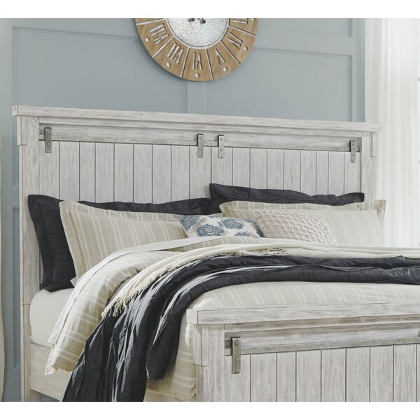 Rovner Panel Headboard By Gracie Oaks by Gracie Oaks New