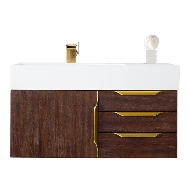 Teillon 36 Single Bathroom Vanity Base Only