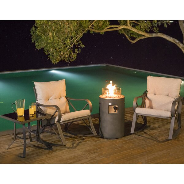 Terez 4 Piece Seating Group with Cushions by Latitude Run