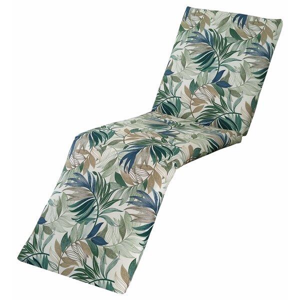 Arin Chaise Lounge Cushion by Beachcrest Home