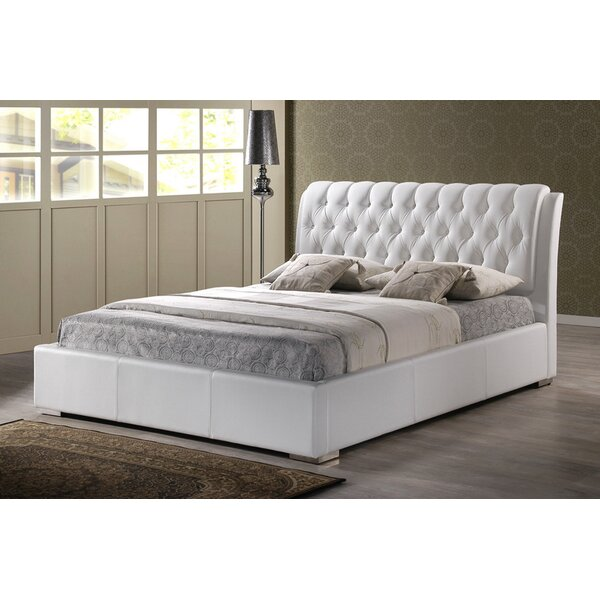 Leyland Upholstered Platform Bed by Everly Quinn