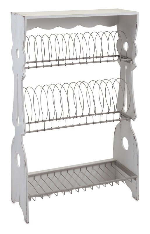Plate Rack #platerack #countrykitchen
