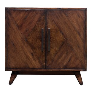 Popel Mid-Century 2 Door Accent Cabinet