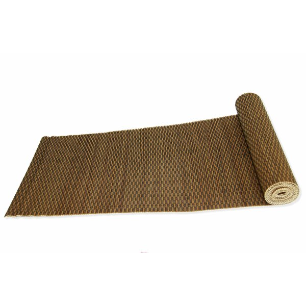 Bamboo Table Runner by Versailles Home Fashions