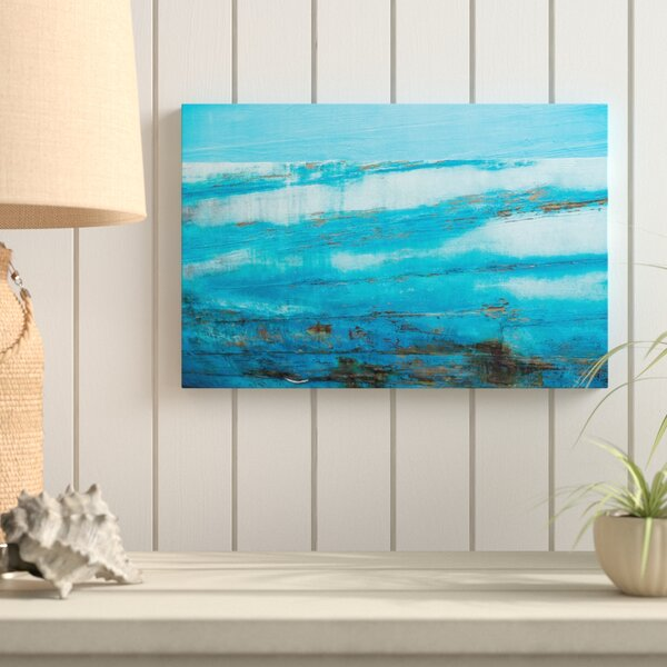 Ship Textures IV Wall Art on Wrapped Canvas by Breakwater Bay
