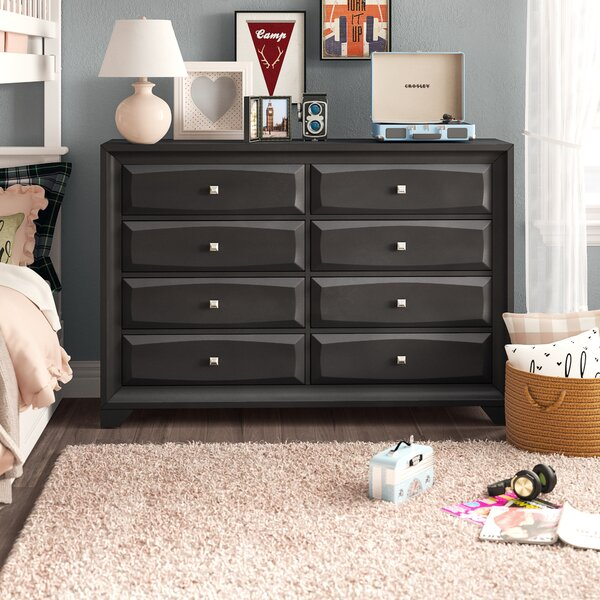 Kori 8 Drawer Dresser by Grovelane Teen