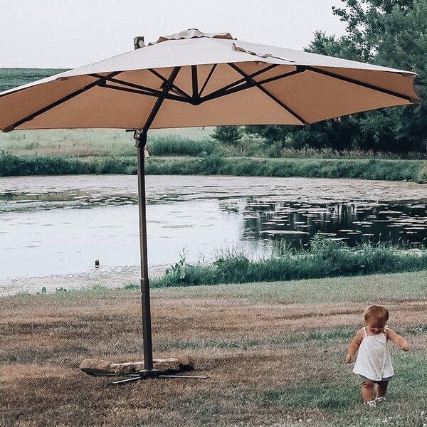 Farnham 11' Cantilever Umbrella By Freeport Park by Freeport Park Spacial Price