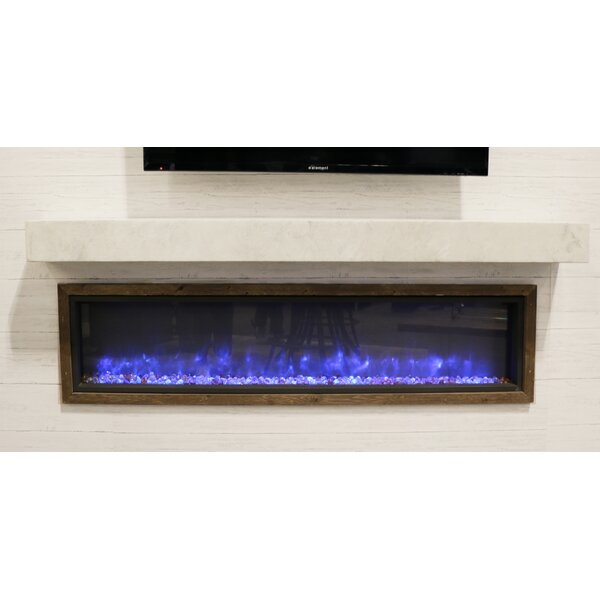 Gallery Non-Combustible Fireplace Shelf Mantel by The Outdoor GreatRoom Company