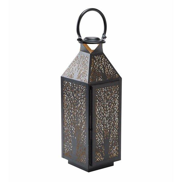 Metal Lantern by Plow & Hearth