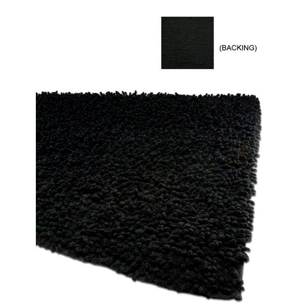Echo Black Area Rug by IXI
