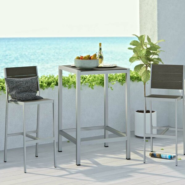 Coline 3 Piece Bar Dining Set by Orren Ellis