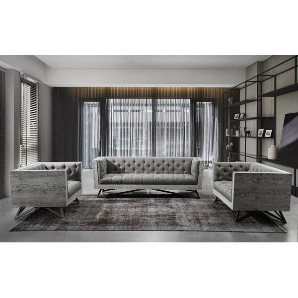 Klahn Configurable Living Room Set by Everly Quinn