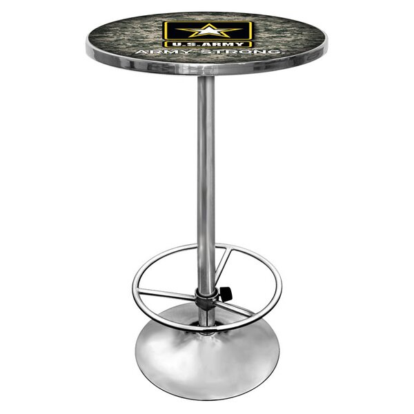 Army Pub Table II by Trademark Global