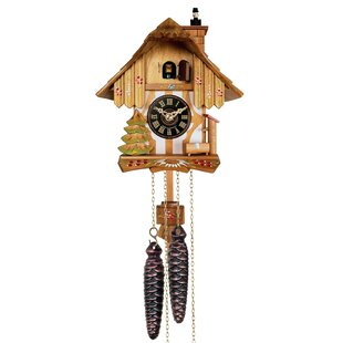 Cuckoo Wall Clock by River City Clocks