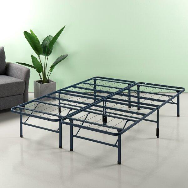 Helmuth Regular Bed Frame by Winston Porter