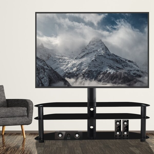 Ormar TV Stand For TVs Up To 65