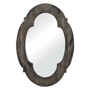 August Grove Meda Hill Accent Mirror