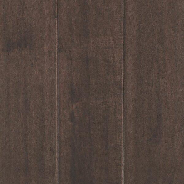 Danforth Random Width Engineered Maple Hardwood Flooring in Espresso by Mohawk Flooring