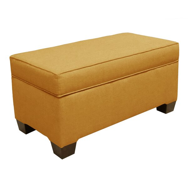Fabric Storage Bench by Skyline Furniture