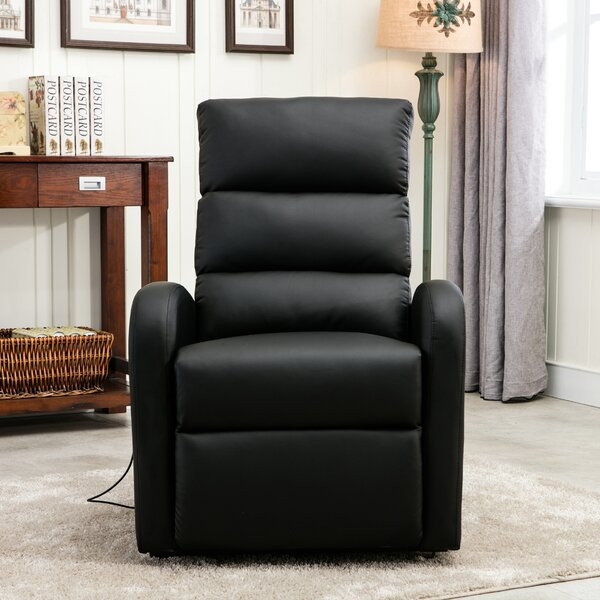 Classic Plush Power Lift Assist Recliner by Madison Home USA