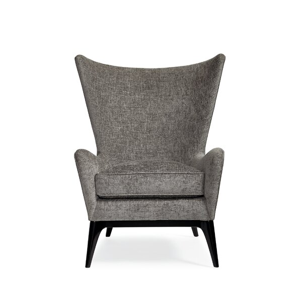 What's New Pussycat Wingback Chair by Caracole Classic Caracole Classic