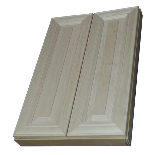 Andrew 21.25 W x 34 H Wall Mounted Cabinet by WG Wood Products