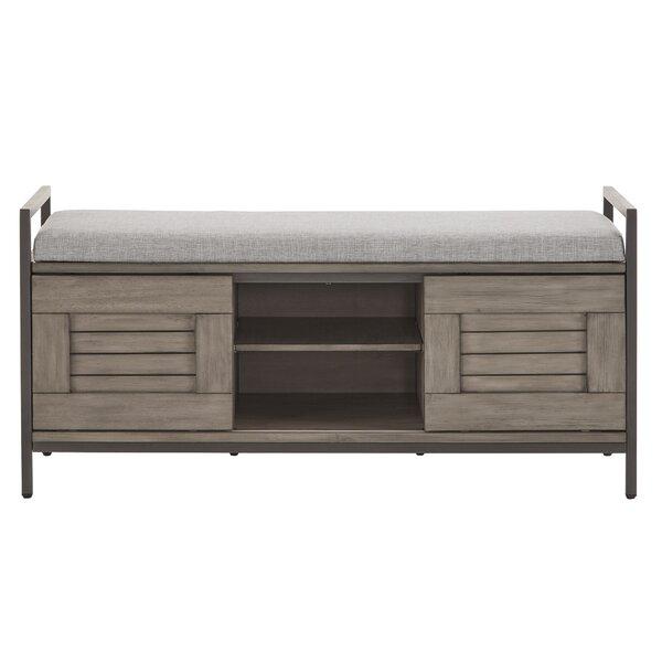 Fogle Storage Bench by Gracie Oaks