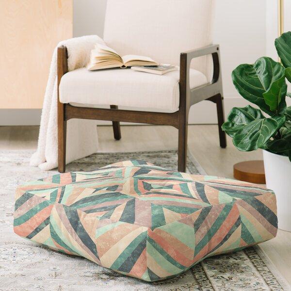 Jacqueline Maldonado Hybrid Holistic Floor Pillow by East Urban Home