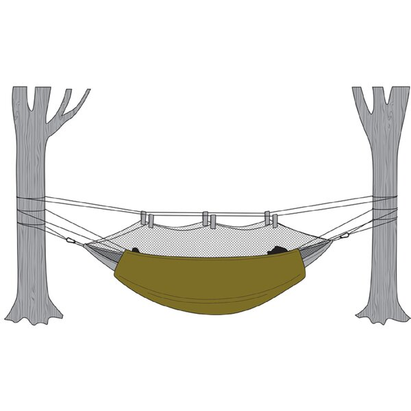 Under Blanket Camping Hammock by Snugpak