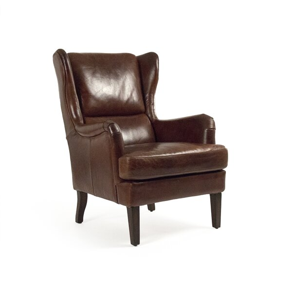 Felicie Wingback Chair by Zentique