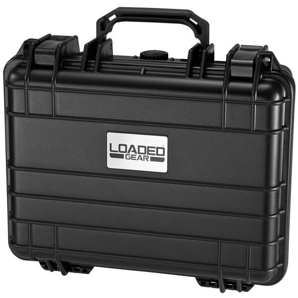 Loaded Gear HD-200 Hard Case by Barska
