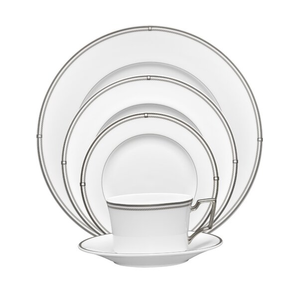 Aidan 5 Piece Place Setting Set, Service for 1 by Noritake