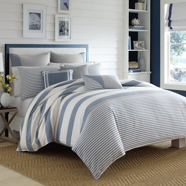 Fairwater Reversible Comforter Set by Nautica
