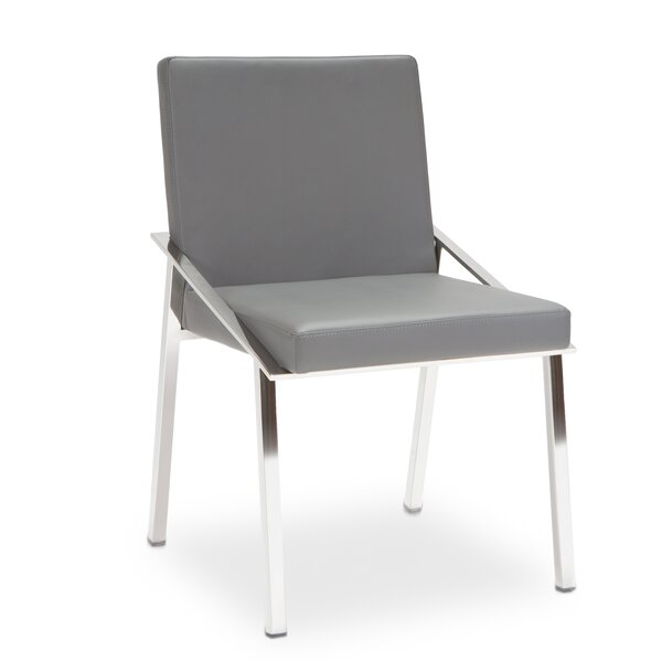 Westhampton Upholstered Dining Chair by Everly Quinn
