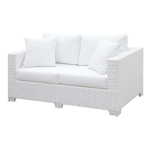 Lona Loveseat By Highland Dunes #1
