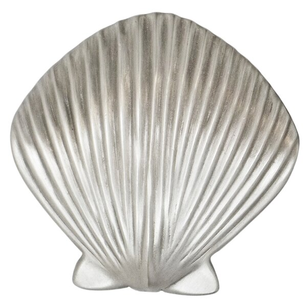 Scallop Shell Novelty Knob by Sea Life Cabinet Knobs