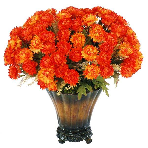 Bouquet Floral Arrangement in Vase by Fleur De Lis Living