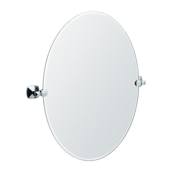 Jewel Bathroom/Vanity Mirror by Gatco