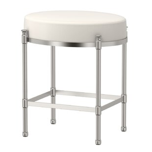 Purchase Oval Vanity Stool with Cushion By Gatco